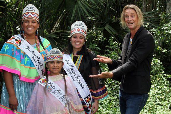 Ah-Tah-Thi-Ki Museum reopens with burst of 'Seminole Spirit'