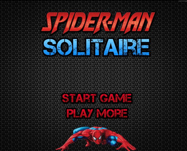 Spiderman Solitair