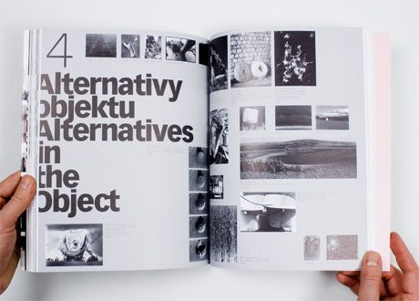 Alternatives in the object