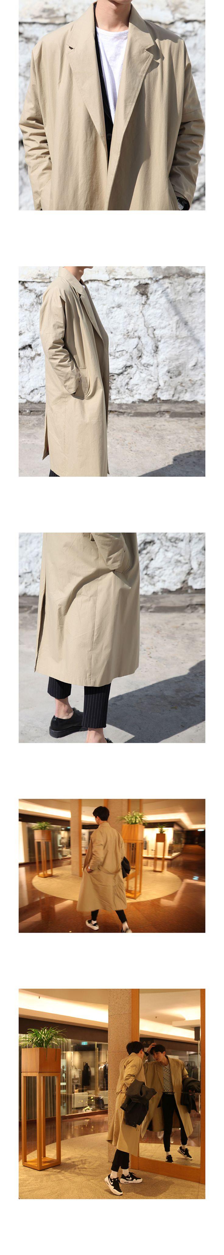 Джентльмен британский стиль новая осень мужчина пальто свободные длинные пальто мужской моды весна случайный мыс плащ верхняя одежда ремень A49купить в магазине k&xнаAliExpress