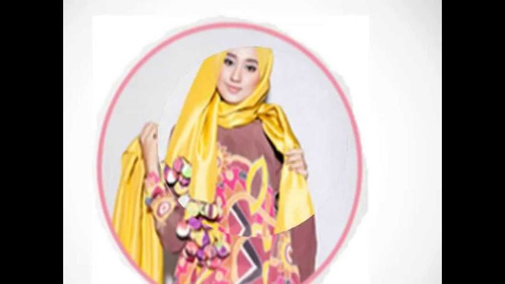 Cara Memakai Jilbab Modern Dian Pelangi