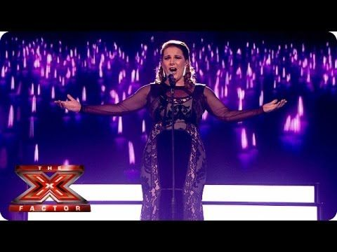 ▶ Sam Bailey sings Something by The Beatles - Live Week 6 - The X Factor 2013 - YouTube
