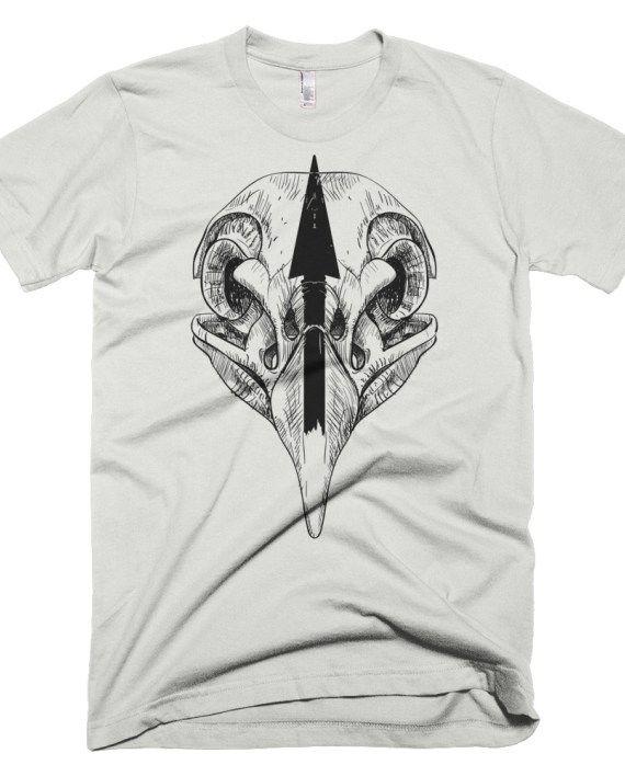 Silenced wind t-shirt