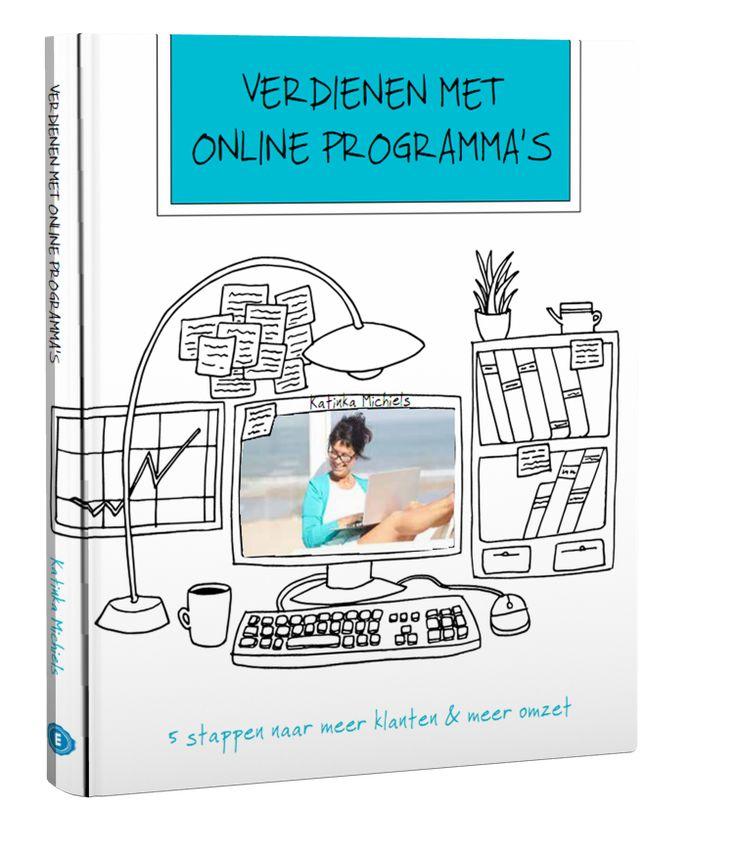 Hoe koppel je je boek aan een (online) programma?
