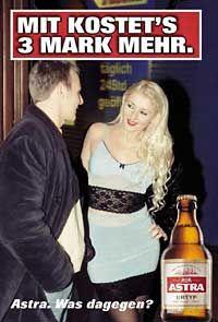 Bier-Werbeblog: Astra Kampagne - Was dagegen?