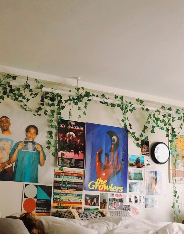 julllschwartz in 7  Indie room, Room ideas bedroom, Retro bedrooms