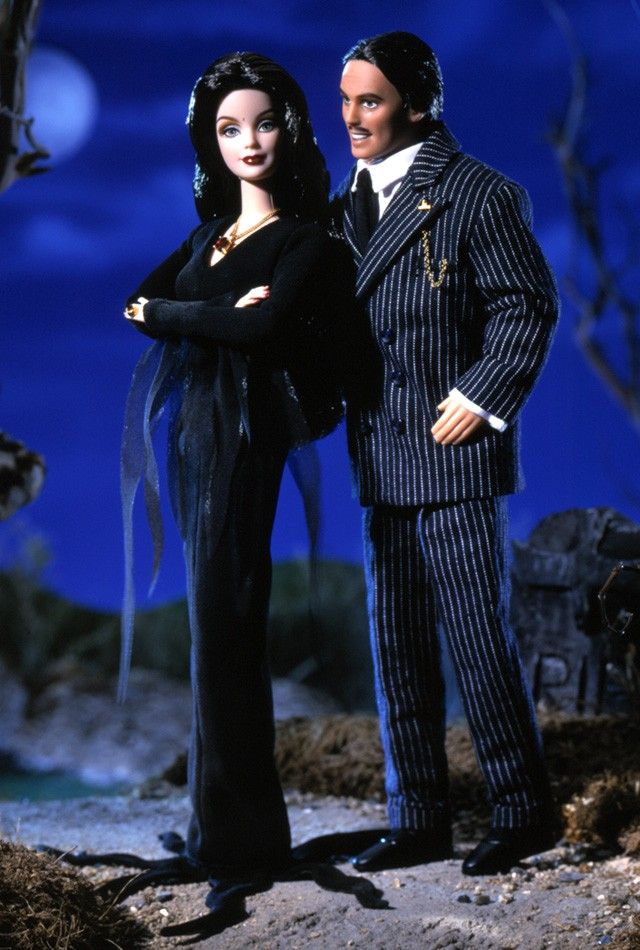 2000 The Addams Family™ Giftset | Barbie Collector $79,00 orginal price