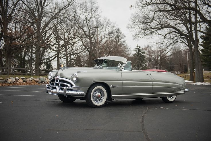 Not just a perfect example of 1950s Americana, the Hudson Hornet was was of the pioneers in terms of innovation and its application in NASCAR.