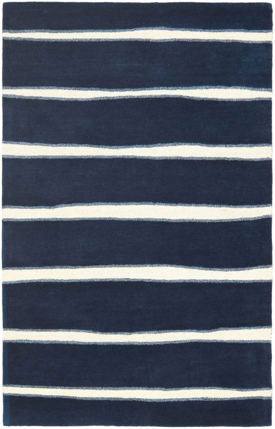 Safavieh Martha Stewart Chalk Stripe Navy Rug   Contemporary Rugs. 17 Best images about Rugs on Pinterest   Dhurrie rugs  Navy rug