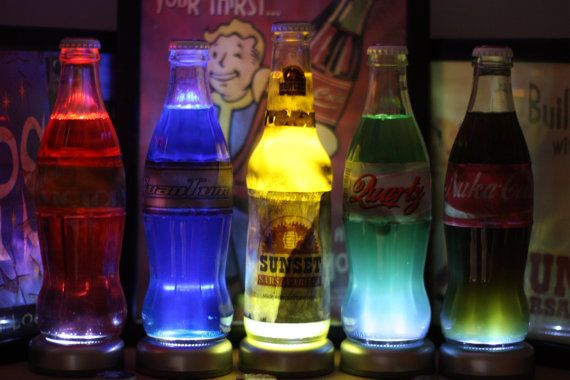 Best 25 Fallout Nuka Cola Ideas On Pinterest Fallout