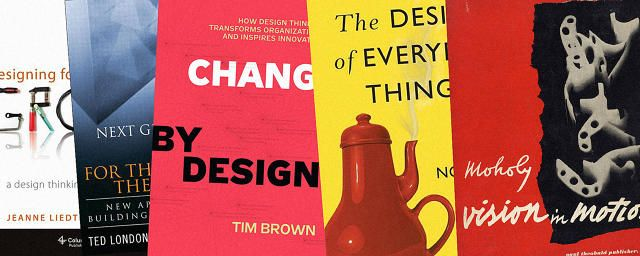 35 Books Every Designer Should Read We asked some of the world's top design schools to share their favorite books. Here's what they recommend for your summer reading list.