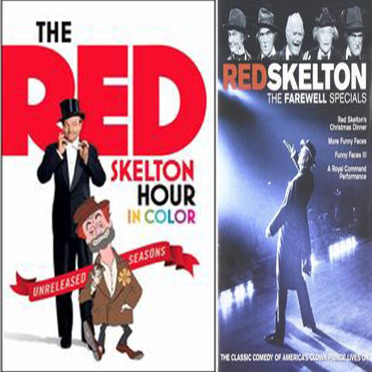 Red Skelton Hour Boxset on DVD