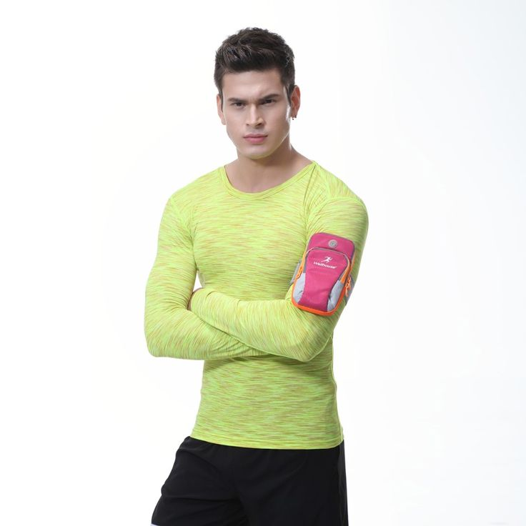Men Sportswear Running Gym Sports Football Training Suit Fitness Quick Dry Solid Color Pants Long Sleeve Compression Set