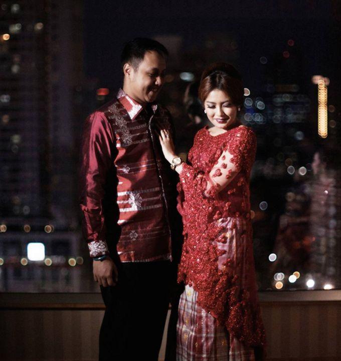 The Serene Baju Bodo by SVARNA by IKAT Indonesia Didiet Maulana - 007