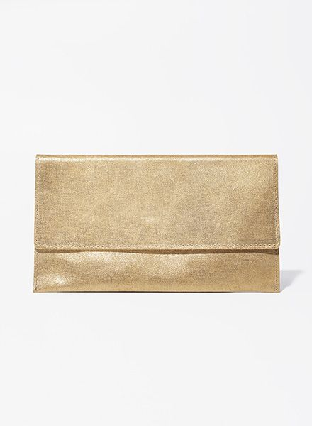 leather clutch from berlin