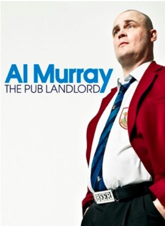 Al Murray - the pub landlord. Wrexham Saturday November 1st. An excellent two hours worth of comedy a shame for the hugely drunken hecklers at the back who were removed after about 10 minutes!