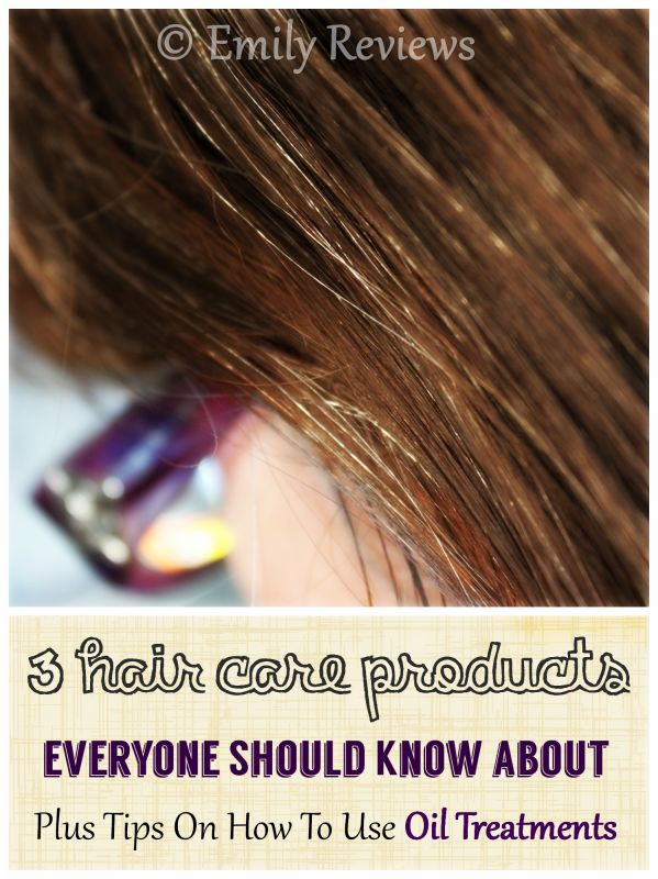 3 Hair Care Products Everyone Should Know About (And Tips On How To Use Oil Treatments) – Live Clean Oil Treament – Giveaway CAN (7/17)