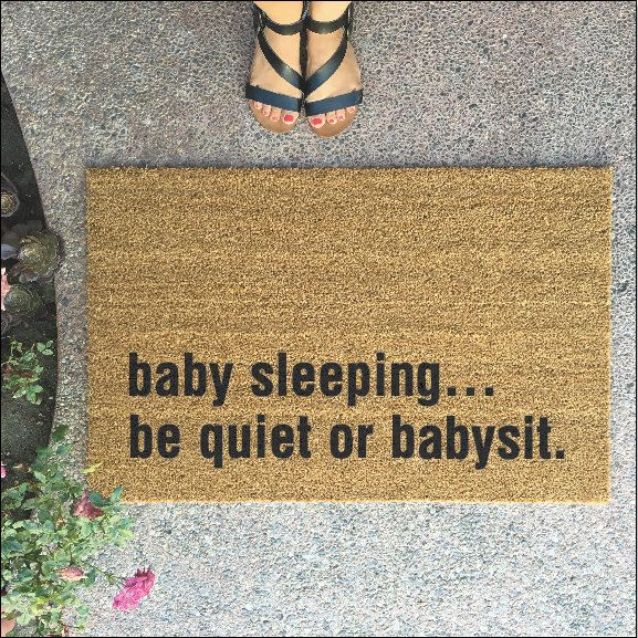 Best 25 funny doormats ideas on pinterest doormats funny welcome mat and wife switch - Witty doormats ...