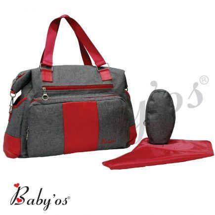 Baby'os Anne Bebek Çantaları  | Yeni ve ikinci el bebek ürünleri kidimami'de