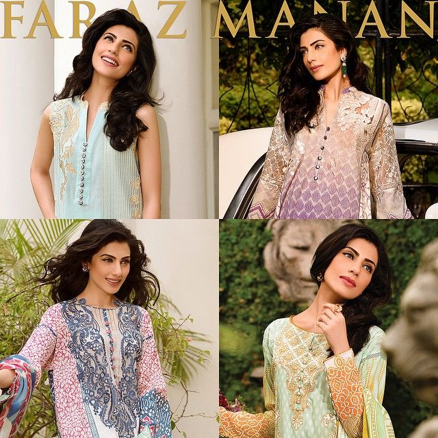 Faraz Manan | Crescent Eid Prints today at all the major retailers #Pakistan #India #Dubai #UK #farazmanan #crescent #eid #instastyle #potd #saturday #june #love #stunning @maliknadya @athershahzadofficial