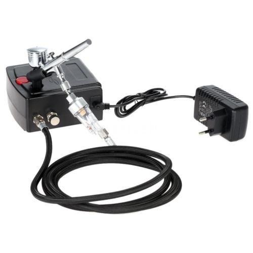 KKMOON-100-250V-Kit-Double-Action-aerographe-compresseur-d-Air-outils-d-ART-T4D8