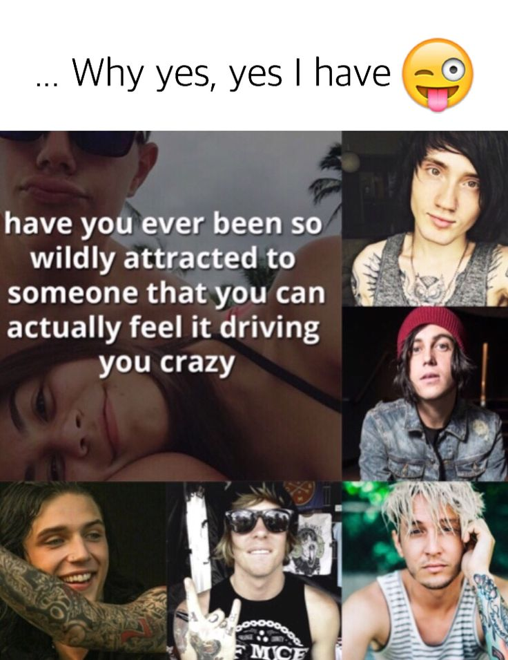 Denis Stoff, Kellin Quinn, Telle Smith, Alan Ashby, and Andy Biersack ❤️