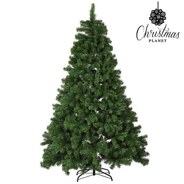 El mejor precio en Hogar 2017 en tu tienda favorita https://www.compraencasa.eu/es/decoracion-navidena/95245-arbol-de-navidad-christmas-planet-6795-210-cm-verde.html