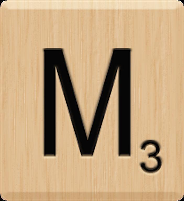 Details About 10 Letter M  Beautiful Scrabble Tiles