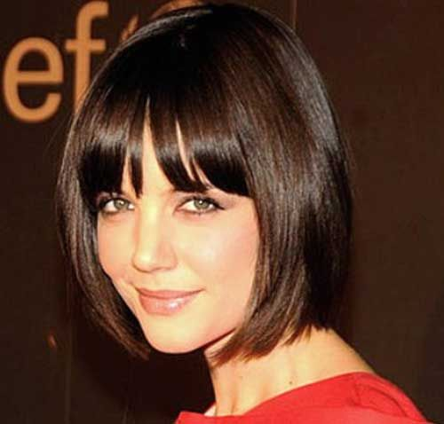 pictures of haircuts with bangs and layers 41 best bob haircuts images on 6304