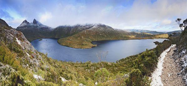 The Overland Track. Tasmania, Australia.