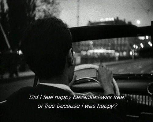 """""""Le Petit Soldat"""" (Jean-Luc Godard, 1963)."""