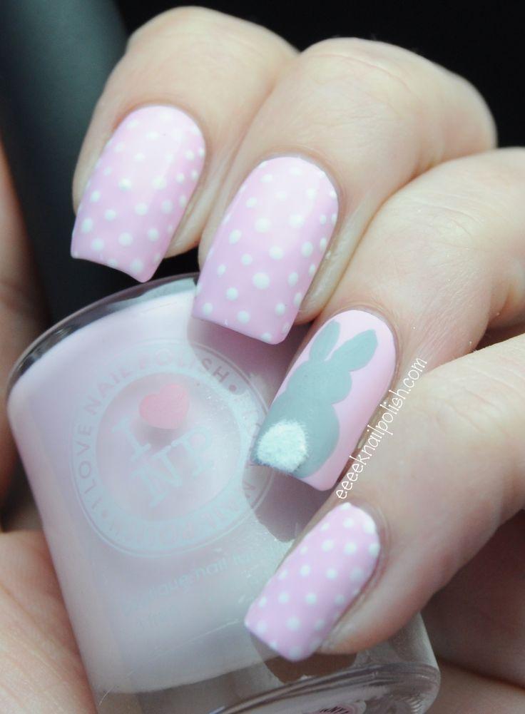 #OMD2 Nails - dotticure 2