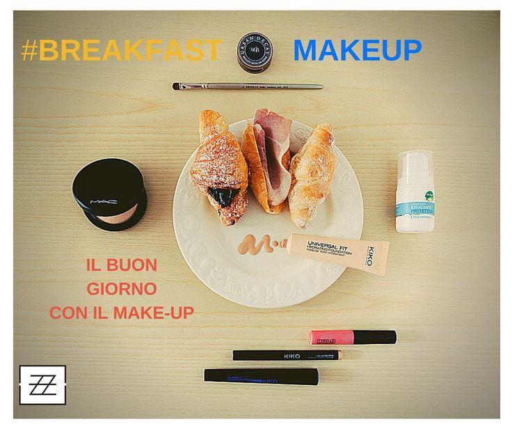 Per il secondo appuntamento con #breakfastmakeup il buongiorno con il make-up, io e Clotilde Petrosino Photography abbiamo scelto 3 fragranti croissant per soddisfare le esigenze di tutti: semplice, marmellata, prosciutto cotto. Buona #colazione e buon #makeup! Foto by Clotilde Petrosino Seguitemi per il resto sulla mia pagina Facebook!