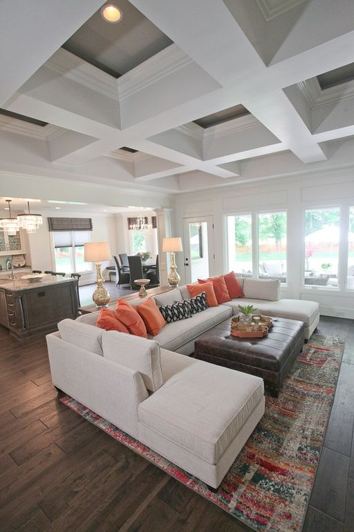 Best 25+ Leather sectional sofas ideas on Pinterest Leather - living room with sectional
