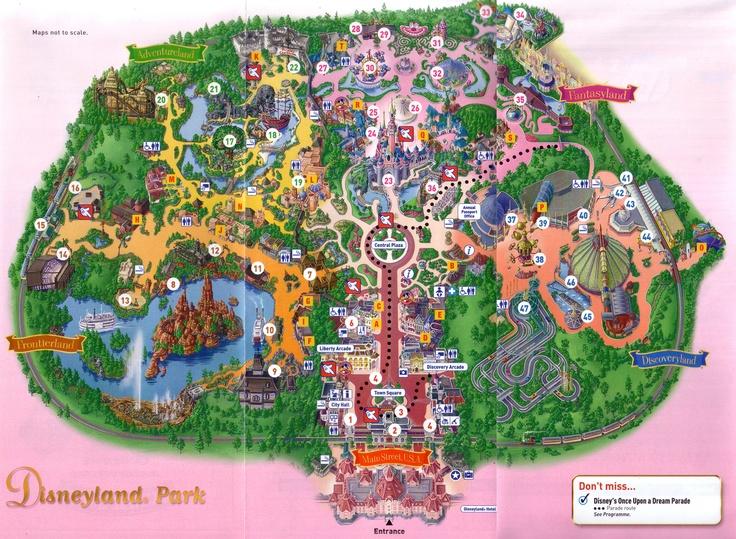Disneyland Park Paris | week end | Pinterest | Disneyland ...