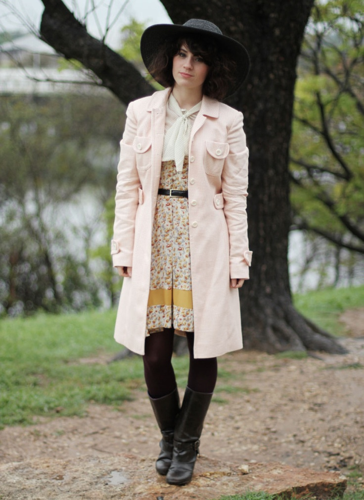 I LOVE EVERYTHING ABOUT THIS OUTFIT SO MUCH IT'S ALL CAPS. Delightfully Tacky Blog