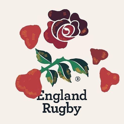 England rugby #rugby #england #france #rose #englishrose #rugbyunion #rfu #instabad