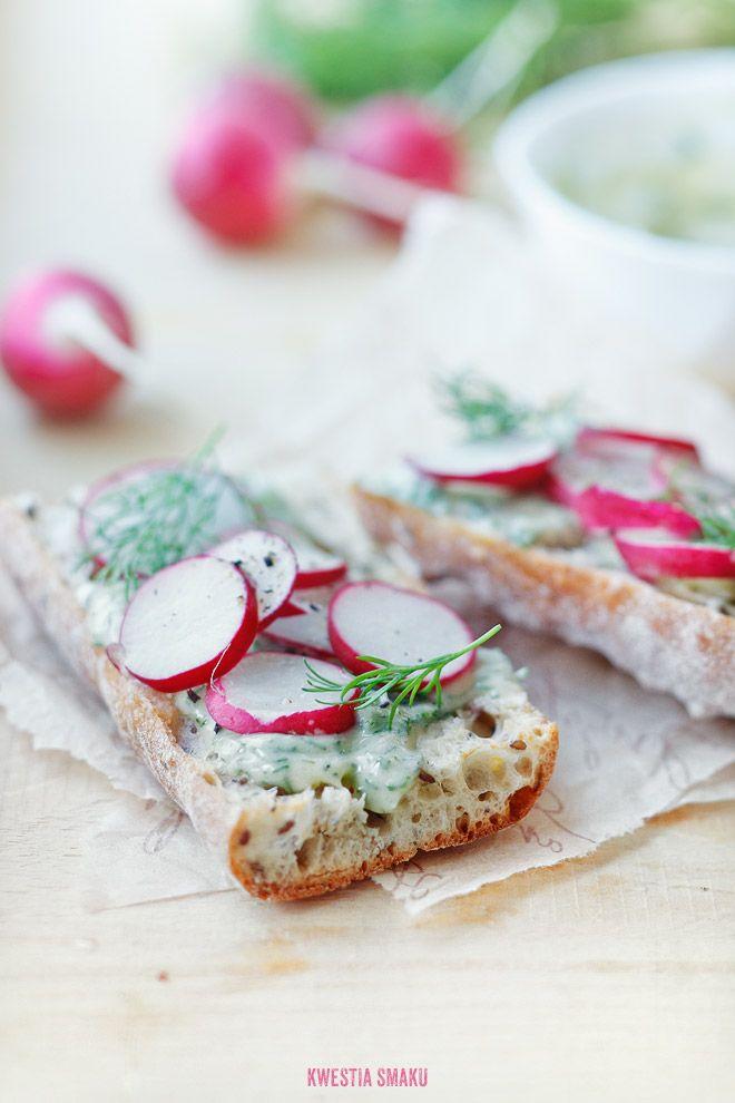 sandwiches wraps burgers kanapka sandwich recipes radishes radish ...