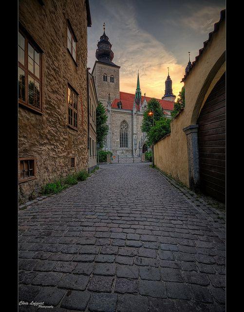 Visby, Gotland by Christolakis, via Flickr