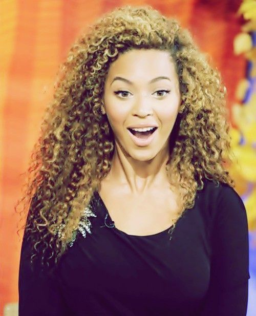 Beyonce's real hair . | ALL THINGS BEYONCE | Pinterest