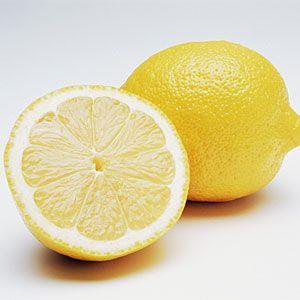 Lemon cleaning tips