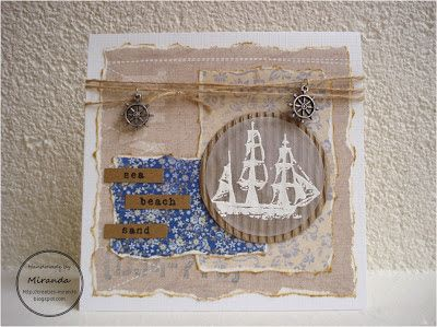 Miranda's Creaties: Eline's Beach-house #2