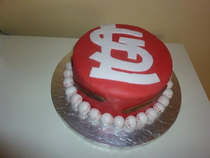 25 Best Images About Stl Cards Cakes On Pinterest
