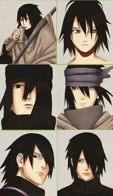 Sasuke Naruto Love Forever ♡ Pinterest