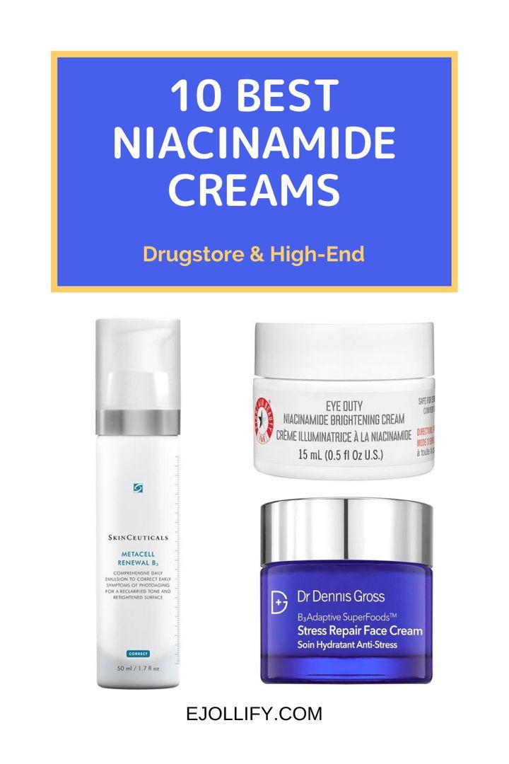 10 Best Niacinamide Cream Brightening Moisturizer Oil Free Moisturizers Brightening Cream
