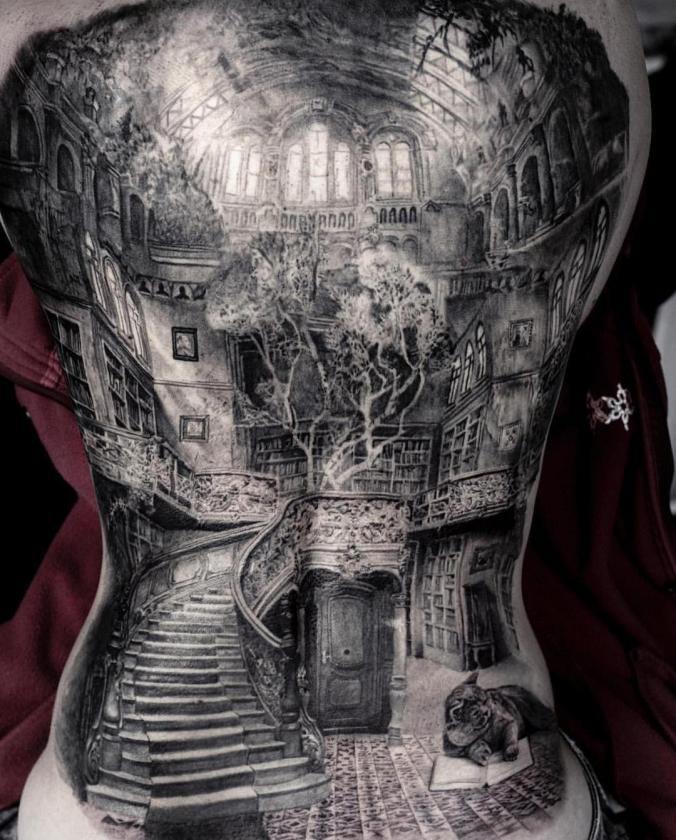 Best 25 full back tattoos ideas on pinterest angel back for Best back tattoos