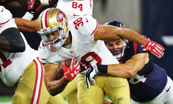 Jarryd Hayne NFL Preseason Week 1 highlights