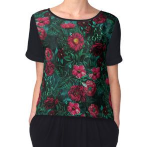 Women's Chiffon Top #fashion #womenswear #batanical #style #trend