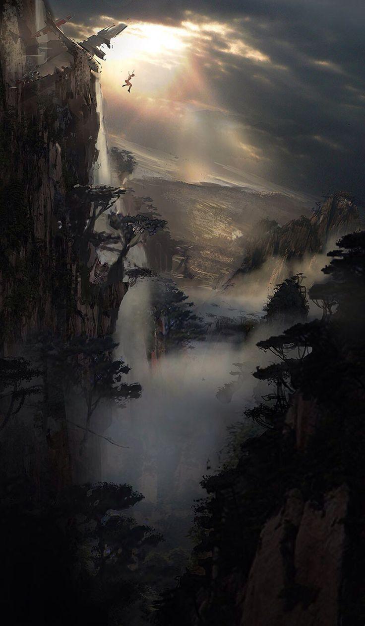 Tomb Raider ~ { concept art }