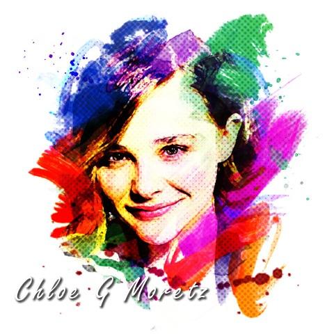 Chloe Grace Moretz in GPP